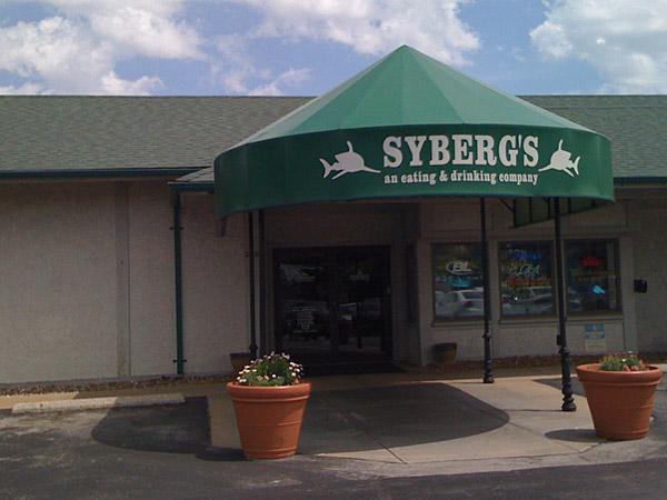 Syberg's Restaurant on Dorsett Rd.