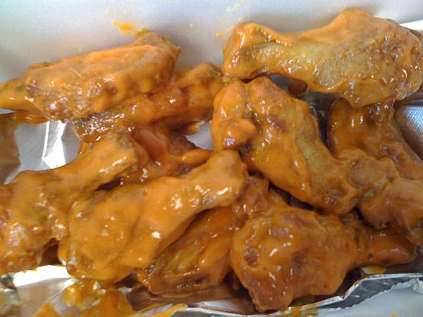 Syberg's Mustard Wings