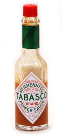 Tabasco Bottle