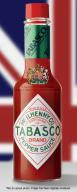 Tabasco Sauce Honored As Her Majesty's Hot Sauce