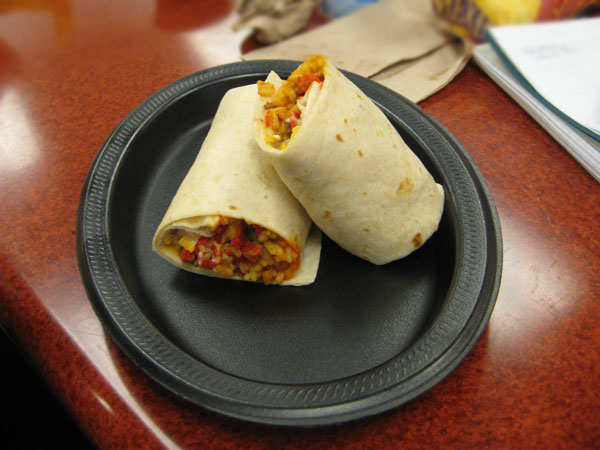 Visit to the Taco Bell Test Kitchen and Volcano Menu Review