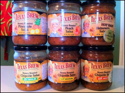 Texas Brew Salsas