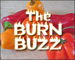 The Burn Buzz - Spicy Food News 8/21/09