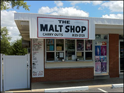 The Fenton Malt Shop