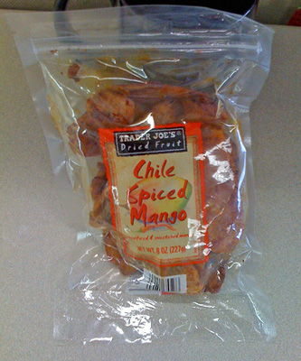 Trader Joe's Chile Spiced Mango slices review