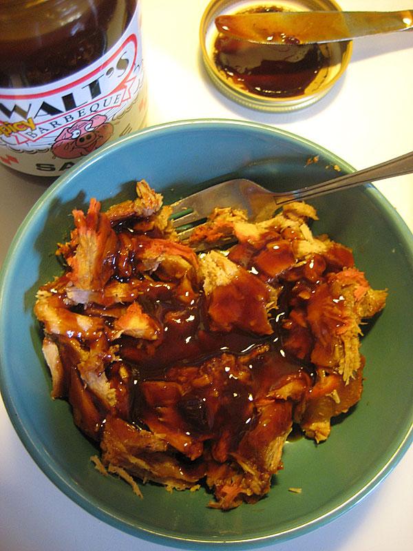 Walt's Spicy Barbeque Sauce