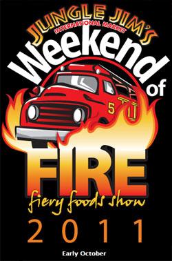 2011 Weekend of Fire Vendor List