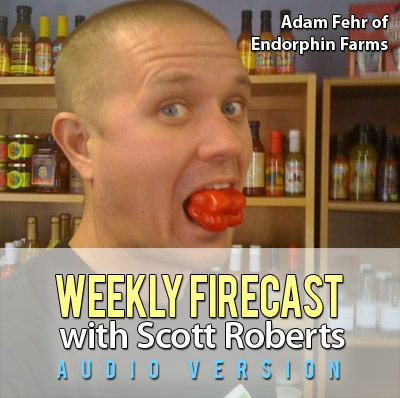 Adam Fehr of Endorphin Farms Talks About Co-Packing Sauces