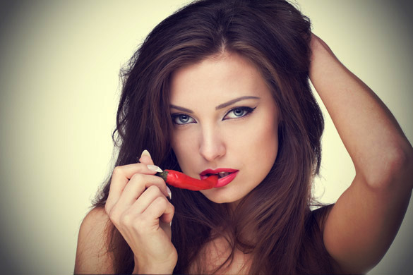 hot-girl-eating-chile-pepper