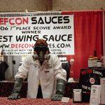 Defcon Wing Sauces Makes a Huge Announcement