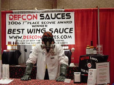 Defcon Sauces