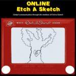 Online Etch-A-Sketch
