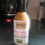 Review – Benito's Hot White Hot Sauce