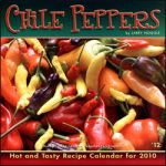 Chile Pepper Calendars for 2010