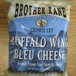 Review – Brother Kane Buffalo Wing Bleu Cheese Potato Chips