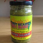 Review – Hot Heads Hoppin Jalapeno Pepperspread