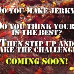 The Great Jerky Challenge