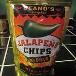Review – Deano's Jalapenos Chips