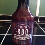 Review – Rooftop BBQ Competition Style Sauce