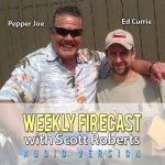 Weekly Firecast Episode #3 – Interviews with Ed Currie & Pepper Joe, and Brian & Marilyn Meagher of Hot Sauce Daily