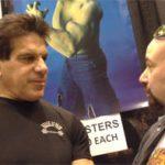 Scott Interviews Lou Ferrigno