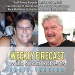Weekly Firecast Episode #44 – Fall Fiery Foods Festivals Special with Carol Borge of the Houston Hot Sauce Festival and Rick McMillen of the Chile Pepper Extravaganza