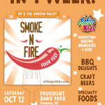 NY Smoke 'N Fire Food Fest This Weekend!