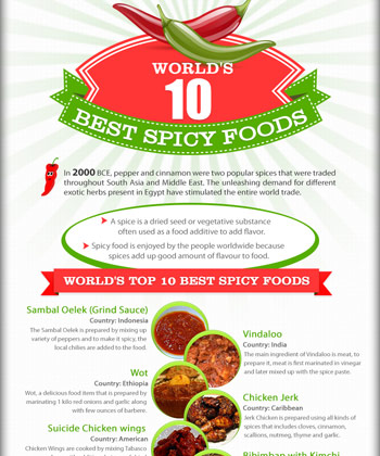 spicy-foods-inforgraphic