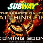 Subway to Launch Multiple Sriracha Subs to Coincide with Hunger Games: Catching Fire