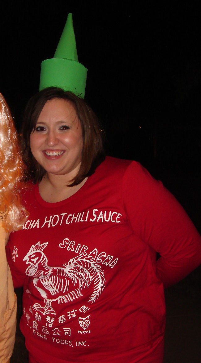 girl-in-sriracha-costume