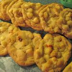 Recipe – White Chocolate Chip Habanero Cookies