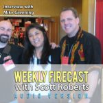 Weekly Firecast Episode #49 –  Conversation with Mike Greening  of Ring of Fire Hot Sauces