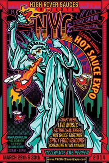 New York City Hot Sauce Expo