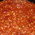 It's National Chili Day!