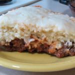 Impossibly Easy Spicy Barbecue Beef Pie Recipe