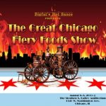 Save the Date for The Great Chicago Fiery Foods Show in 2015!