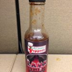 Review –  Volcanic Peppers Death by Douglah Hot Sauce