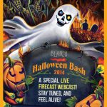 A Halloween Firecast Webcast with Blair? Yes!