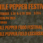 Bowers Chile Pepper Festival 2014 Video