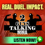 2guystalking MMA Podcast