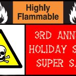 3rd Annual Holiday Spicy Super Sale
