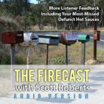 Firecast Podcast Episode #66 – More Listener Feedback, Including Your Most Missed Defunct Hot Sauces
