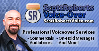 Voice-Over Services Toronto, Ontario - Scott Roberts Voiceover