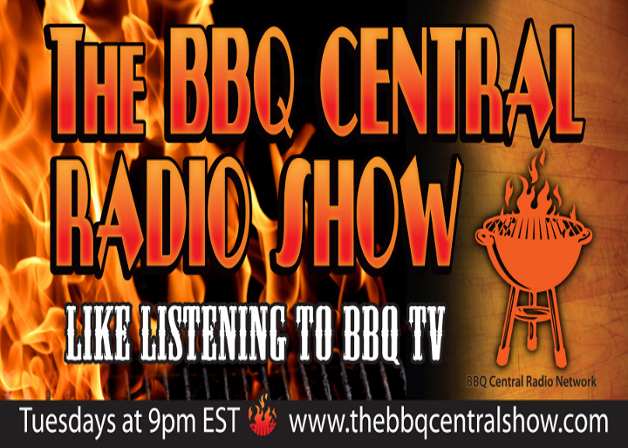 BBQ central radio show