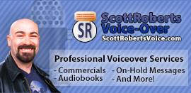 Scott Roberts Voiceover