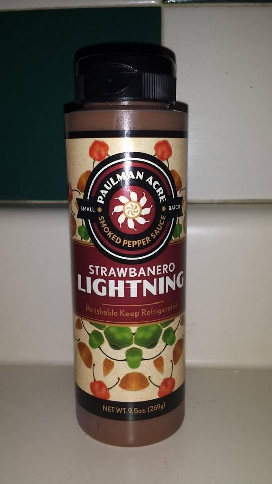 paulman-acre-strawbanero-lightning-hot-sauce