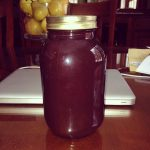 Homemade Blueberry BBQ Sauce Recipe