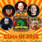 Hot Sauce Hall of Fame Inaugural Class Inductees!