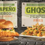 Wendy's Brings Heat with Fresh Jalapeños, Ghost Peppers with Two New Spicy Offerings