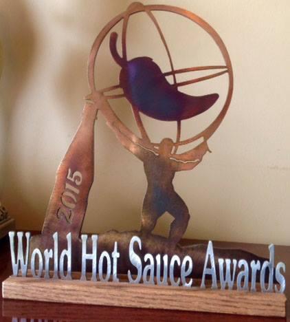 2015 World Hot Sauce Awards List